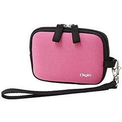 Digio2 デジタルカメラケース(ピンク) DCC-058P