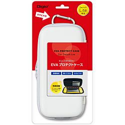 Nintendo Switch Lite用EVAプロテクトケース ホワイト SZCSWL01W SZCSWL01W ホワイト