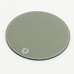 MUP-917OL マウスパッド[φ150x3mm] 丸型 オリーブ MUP917OL オリーブ