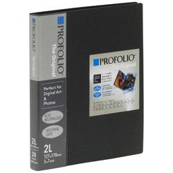 PROFOLIO 2L判 24ポケット(48枚収納) IA-12-5N