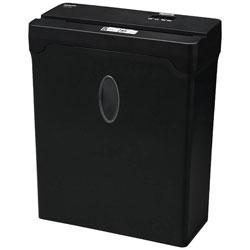 パーソナルクロスカットシュレッダー (A4サイズ) HES-101BK (ブラック)