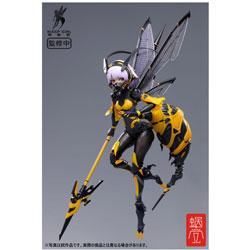 BEE-03W WASP GIRL ブンちゃん 1/12 完成品アクションフィギュア