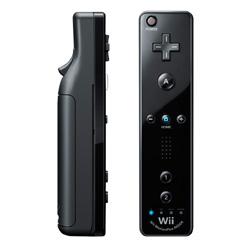 Wiiリモコンプラス クロ【Wii】 [RVL-AーWRKA]