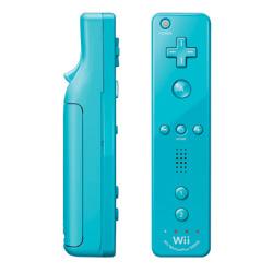 Wiiリモコンプラス アオ【Wii】 [RVL-AーWRBA]