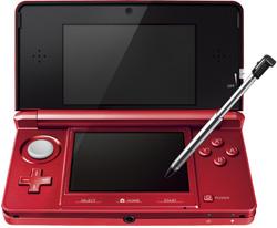 [使用]任天堂3DS體火炬紅