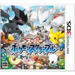 スーパーポケモンスクランブル【3DS】   [ニンテンドー3DS]