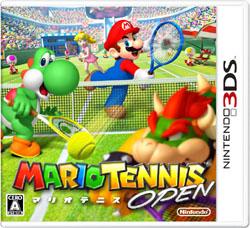 【在庫限り】 MARIO TENNIS OPEN【3DSゲームソフト】   [ニンテンドー3DS]