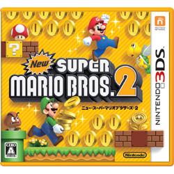 〔中古品(難あり)〕New スーパーマリオブラザーズ2【3DSゲームソフト】   [ニンテンドー3DS]