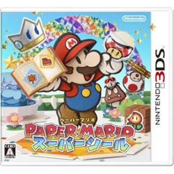 ペーパーマリオ スーパーシール【3DSゲームソフト】   [ニンテンドー3DS]