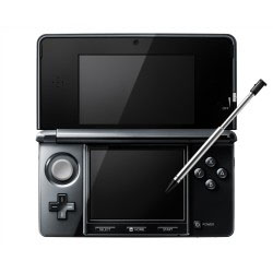 [使用]任天堂3DS身體清除黑