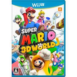 [使用]超级马里奥3D世界[WiiU的]