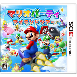 [Used] Mario Party Island Tour [3DS]