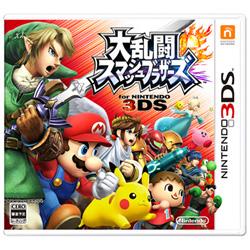 〔中古品〕大乱闘スマッシュブラザーズ for Nintendo 3DS【3DSゲームソフト】   [ニンテンドー3DS]