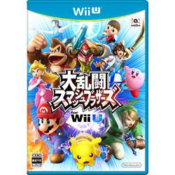 〔中古〕 大乱闘スマッシュブラザーズ for Wii U 【WiiU】