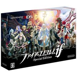 〔中古〕 ファイアーエムブレムif SPECIAL EDITION【3DS】