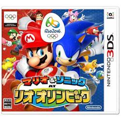 〔中古品〕マリオ&ソニック AT リオオリンピック 【3DS】