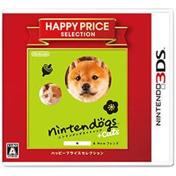 〔中古品〕 nintendogs + cats 柴&Newフレンズ ハッピープライスセレクション 【3DS】