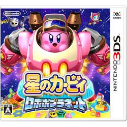 〔中古品〕星のカービィ ロボボプラネット【3DSゲームソフト】   [ニンテンドー3DS]