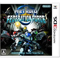 メトロイドプライム フェデレーションフォース【3DSゲームソフト】   [ニンテンドー3DS]