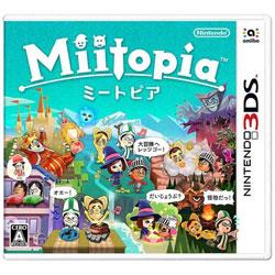 【在庫限り】 Miitopia【3DSゲームソフト】   [ニンテンドー3DS]