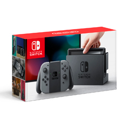 [Used] Nintendo Switch (Nintendo switch) body Joy-Con (L) / (R) Gray