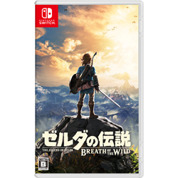 [Used] The Legend of Zelda: Breath Of The Wild [Switch]