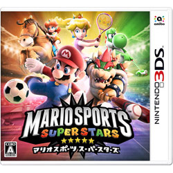 マリオスポーツ スーパースターズ【3DSゲームソフト】   [ニンテンドー3DS]