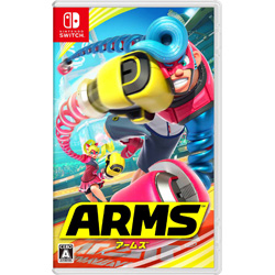 [Used] ARMS (Arms) [Switch]