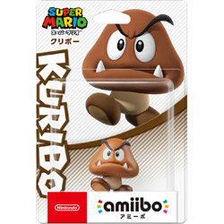 amiibo クリボー(スーパーマリオシリーズ)