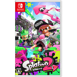 [Used] Splatoon 2 (Splatoon 2) [Switch]