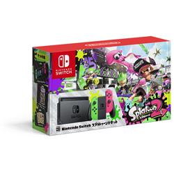 Nintendo Switch スプラトゥーン2セット [ゲーム機本体]