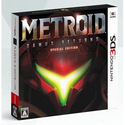 [Used] Metroid Samus Returns SPECIAL EDITION [3DS]