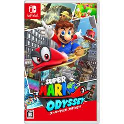 [Used] Super Mario Odyssey [Switch]
