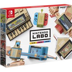 【店頭併売品】 Nintendo Labo Toy-Con 01: Variety Kit 【Switchゲームソフト】