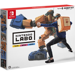 任天堂 Nintendo Labo Toy-Con 02: Robot Kit 【Switchゲームソフト】