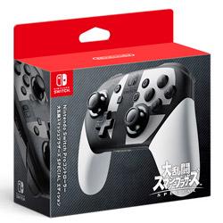 Nintendo Switch Proコントローラー 大乱闘スマッシュブラザーズ SPECIALエディション HAC-AFSSKE HAC-AFSSKE