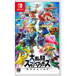 [Used] SPECIAL [Switch] Super Smash Bros.