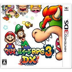 〔中古〕 マリオ&ルイージRPG3 DX 【3DS】