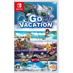 GO VACATION 【Switchゲームソフト】