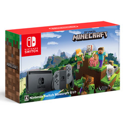 Nintendo Switch Minecraftセット HAC-S-KAAGE HAC-S-KAAGE