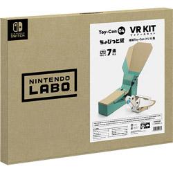 任天堂 【04/12発売予定】 Nintendo Labo Toy-Con 04: VR Kit ちょびっと版追加Toy-Con トリ&風 [HAC-A-LP04C]