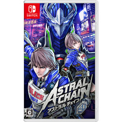 任天堂 ASTRAL CHAIN (アストラルチェイン) 【Switchゲームソフト】