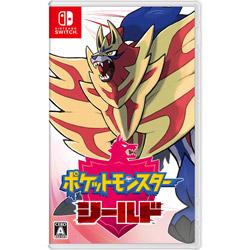 任天堂 ポケットモンスター シールド 【Switchゲームソフト】
