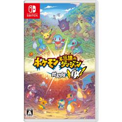 ポケモン不思議のダンジョン 救助隊DX 【Switchゲームソフト】