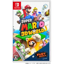 Nintendo(任天堂) スーパーマリオ 3Dワールド + フューリーワールド 【Switchゲームソフト】
