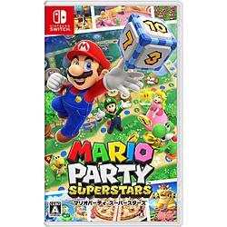 マリオパーティ スーパースターズ 【Switchゲームソフト】