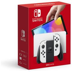 Nintendo Switch(有機ELモデル) Joy-Con(L)/(R) ホワイト