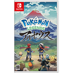 Pokemon LEGENDS アルセウス 【Switchゲームソフト】◆メーカー早期購入特典あり ※オリジナル特典なし