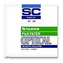 紫外線吸収フィルター(SCフィルター)SC-46G 7.5×7.5