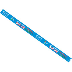 直管形蛍光ランプ 「あかりん棒[3波長形蛍光ランプ]」(15形・スタータ形/ハイルミックD色) FL15EXDA